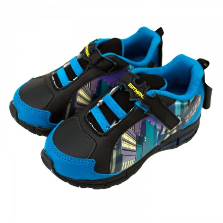 Batman Youth Superhero Sneakers