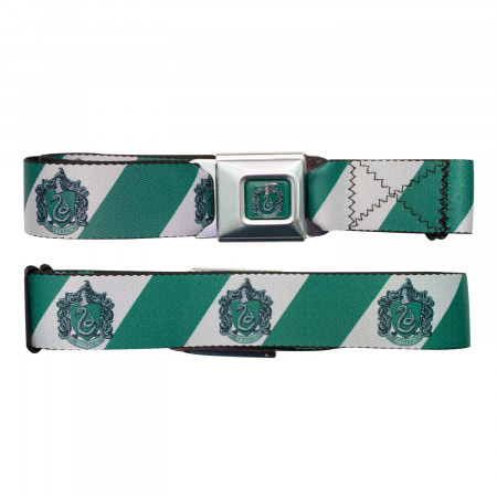 Harry Potter Slytherin Seatbelt Belt