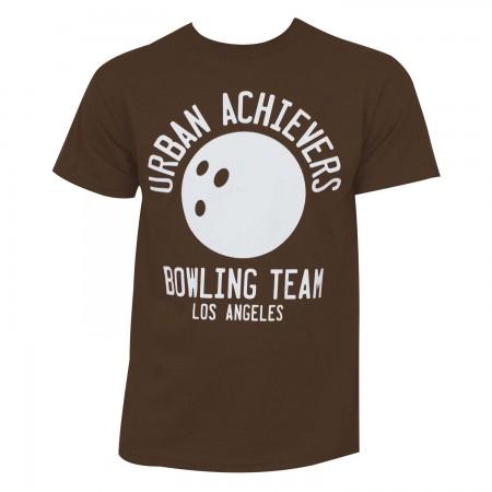 Big Lebowski Bowling League Tee Shirt