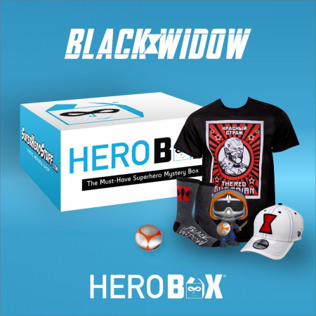 Black Widow Premium HeroBox