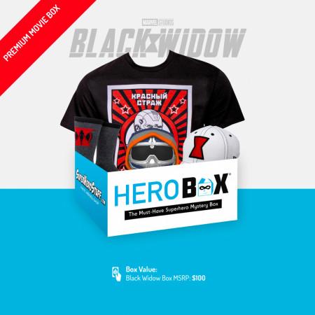 Black Widow Premium HeroBox