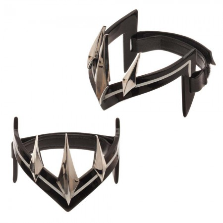 Black Panther Costume Cosplay Spike Forearm Cuffs