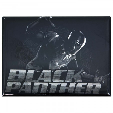 Black Panther Spotlight Movie Magnet