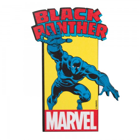 Black Panther Comic Funky Chunky Magnet