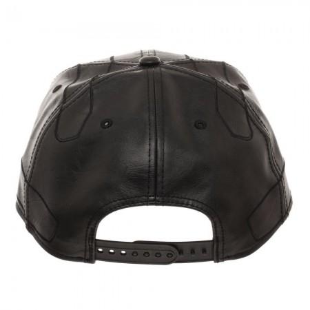 Black Panther Suit Up Black Snapback Hat