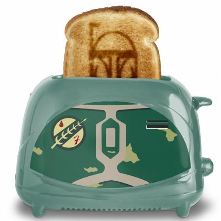 Star Wars Boba Fett Costume Elite Toaster
