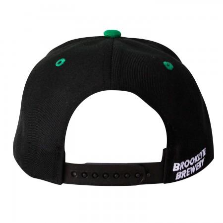 Brooklyn Brewery Snapback Hat