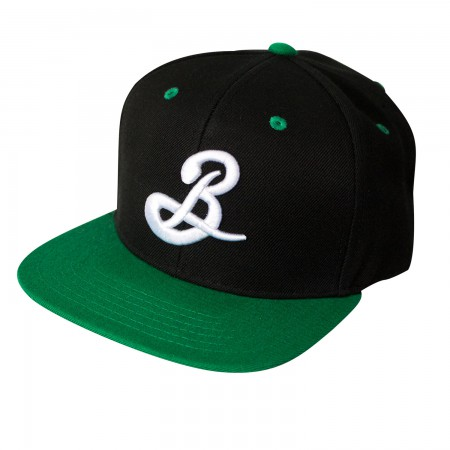 Brooklyn Brewery Black Snapback Hat