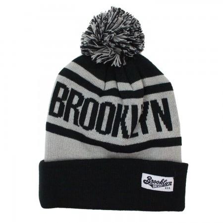 Brooklyn Brewery Knit Winter Pom Beanie