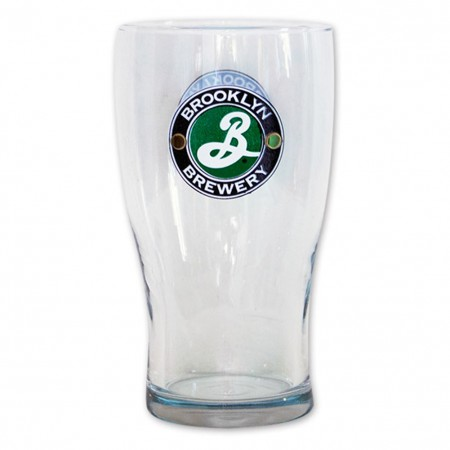 Brooklyn Brewery Tulip Pint Glass