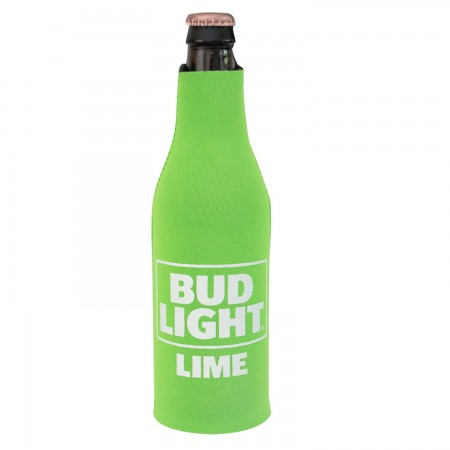 Bud Light Lime Bottle Cooler