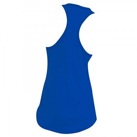 Bud Light Basic Logo Women's Racer Back Tank Top