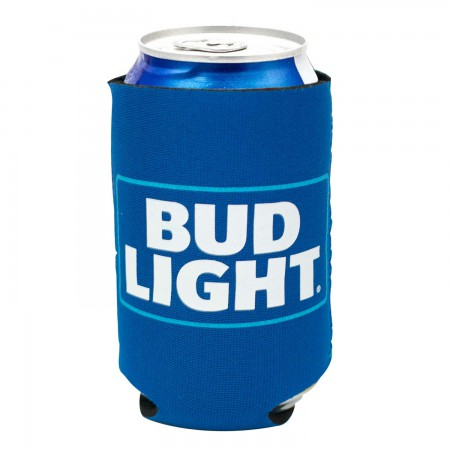 Bud Light New Logo Collapsible Can Cooler