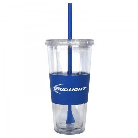 Bud Light Double Wall Travel Cup