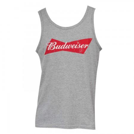 Budweiser Bow Tie Logo Tank Top