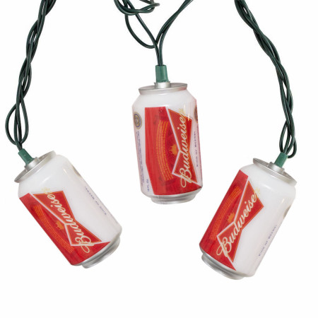 Budweiser Indoor String Lights
