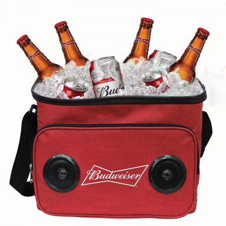Budweiser Bluetooth Speaker Cooler Bag
