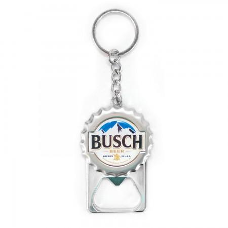 Busch Keychain Bottle Opener