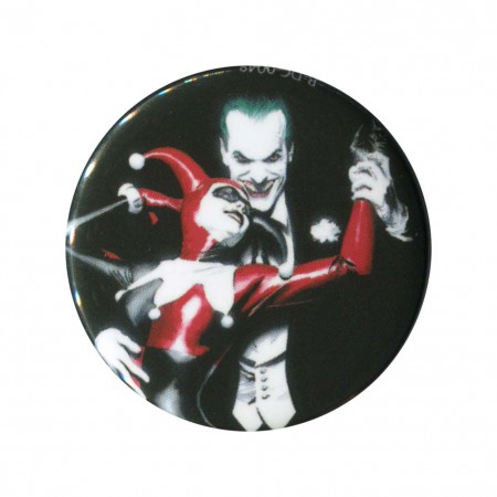 Harley Quinn & Joker Button
