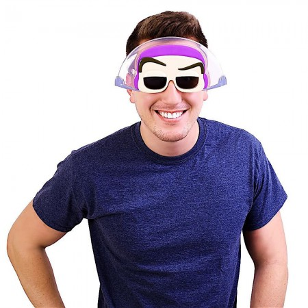 Toy Story Buzz Lightyear Sun-Staches Sunglasses
