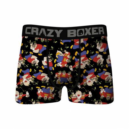 Crazy Boxers Disney Classics Beagle Boys Men's Boxer Briefs