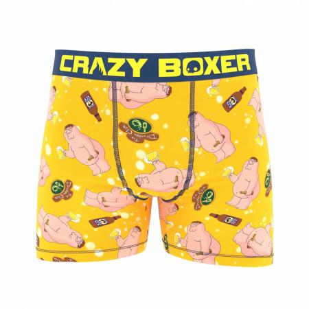 Family Guy Druken Clam Boxer Brief