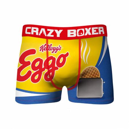 Crazy Boxers Kellogg's Eggos Boxer Briefs