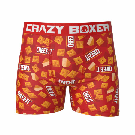 Cheez-It Boxer Briefs