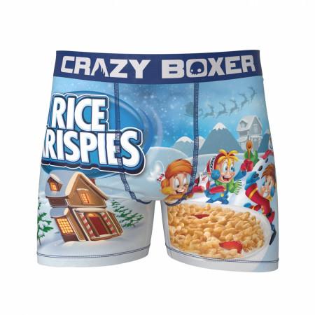 Rice Krispies Xmas Boxer Briefs