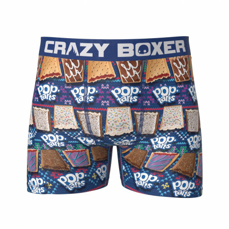 Pop Tarts Ugly Christmas Sweater Boxer Briefs