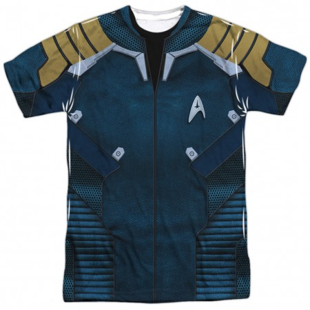 Star Trek Beyond Jacket Costume Tee