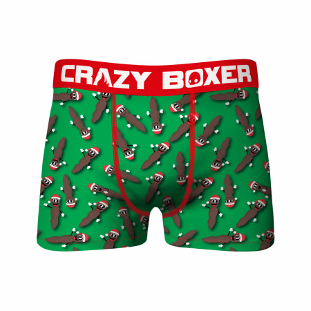 South Park Mr. Hankey Holiday Themed Underwear Boxer Briefs