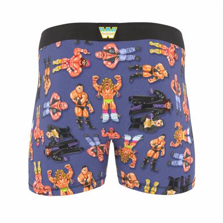 WWE Wrestling Retro Boxer Briefs
