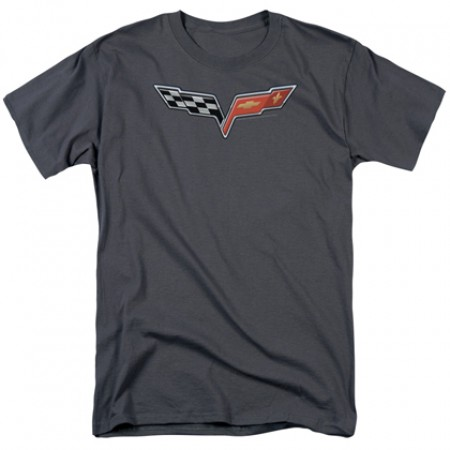 Chevrolet Corvette Medallion Tshirt