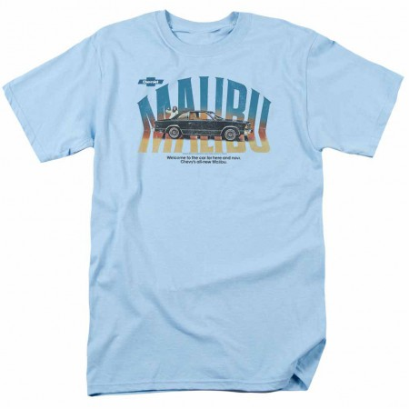 Chevy Thumbs Up Blue T-Shirt