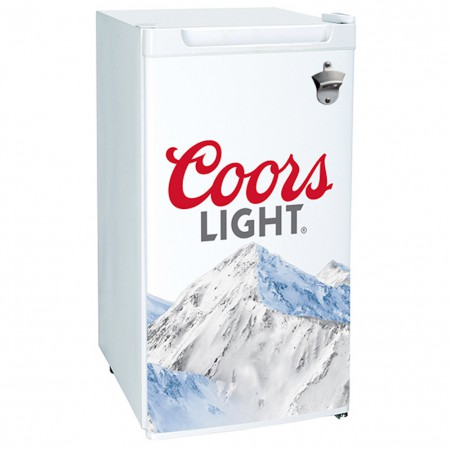 Coors Light Bottle Opener Mini Fridge