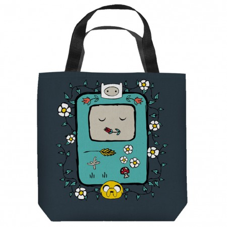 Adventure Time BMO Tote Bag