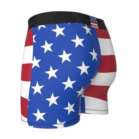 American Flag Boxer Briefs