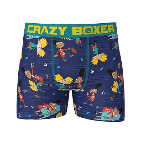 Hey Arnold Characters Boxer Briefs