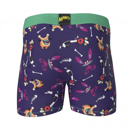 AAHHH Real Monsters Boxer Briefs