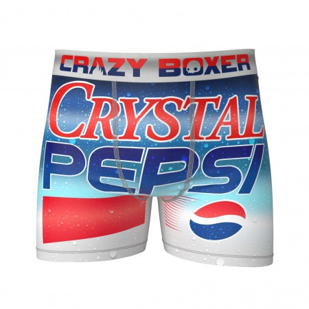 Crystal Pepsi Boxer Briefs