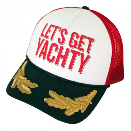 Captain Morgan Let's Get Yachty Men's Hat