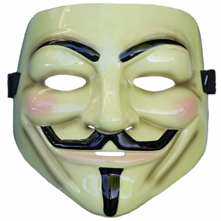 V For Vendetta Collector's Edition Costume Mask
