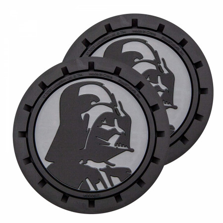 Star Wars Darth Vader Car Cup Holder Coaster 2-Pack