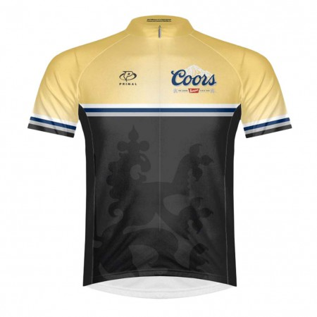 Coors Banquet Sport Fit Cycling Jersey