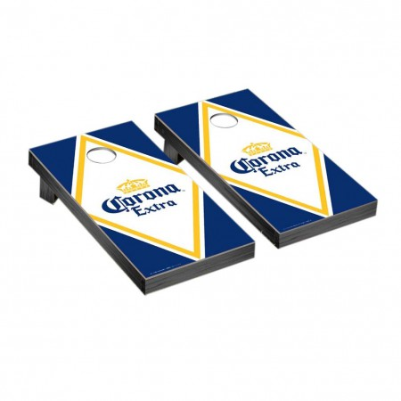 Corona Diamond Logo Corn Hole Game