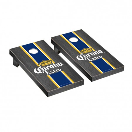 Corona Onyx Logo Corn Hole Game