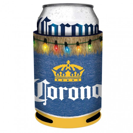Corona Extra Christmas Tree Light Can Cooler
