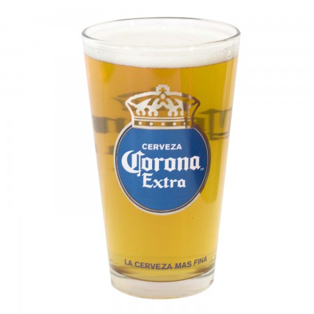 Corona Extra Cerveza Pint Glass