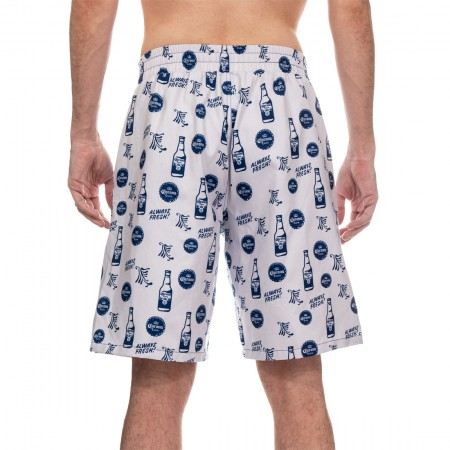 Corona Icons Board Shorts